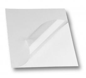 Bezbarwna folia ochronna - gruba 75 mikronów - samoprzylepna - FO-01
