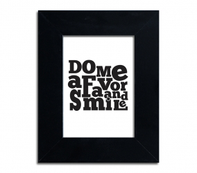 Do me a favor and smile - PLA-54