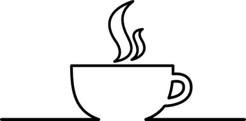 Naklejka ścienna - kawa KUCH-NA-4